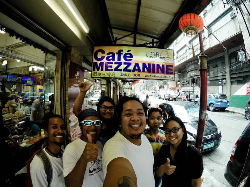 Café Mezzanine