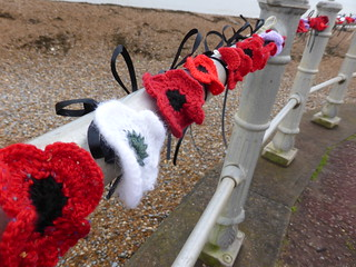 Crochet for remembrance 8