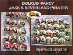 JACK THE NEVERLAND PIRATES