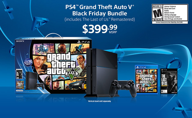 GTA V Black Friday Bundle