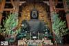 Tōdai-ji temple bronze buddha kyoto japan 2014