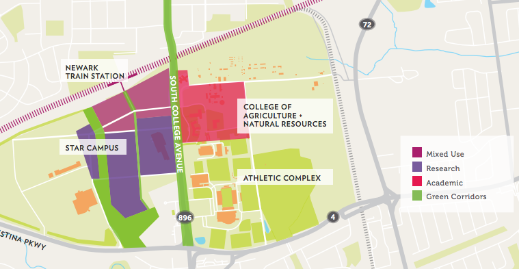 Committee announces new master plan for STAR campus