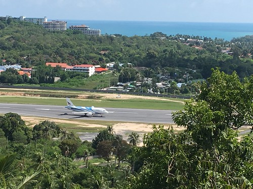 Koh Samui Airport view point