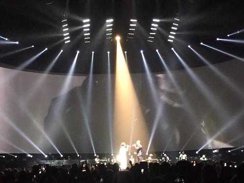 Nick Jonas & Demi Lovato (9/2/16)