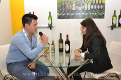 The Times of India interviewing Gavin Whittaker, Van Loveren ( Family Vineyards), South Africa copy