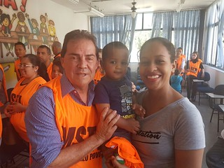 Paulinho articula apoio para movimento de moradia em São Paulo-SP