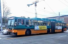Seattle Trolleybus