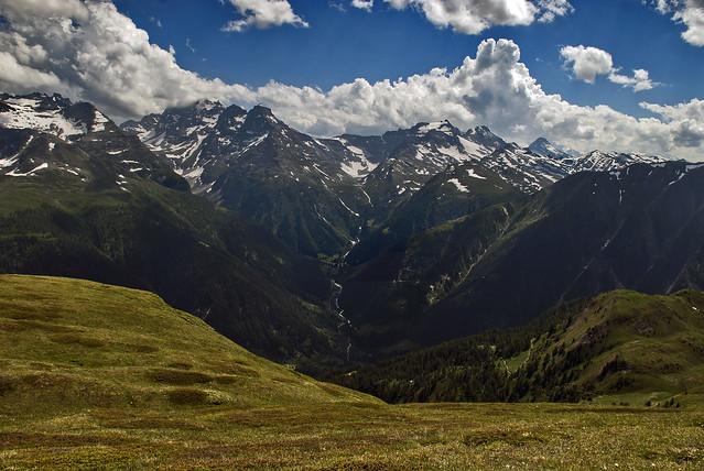 Photography of Switzerland with Nikon D-200.; The Binntal. No. 62.