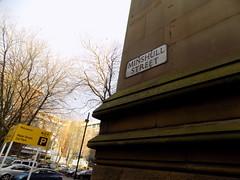 Minshull Street Sign