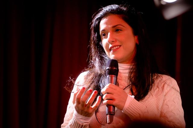 Dorit Rabinyan (Autorin, Israel) Foto: stephan-roehl.de