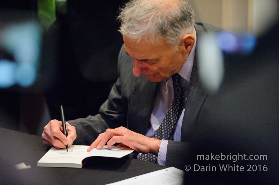 Ralph Nader in Brantford - Nov2016 041