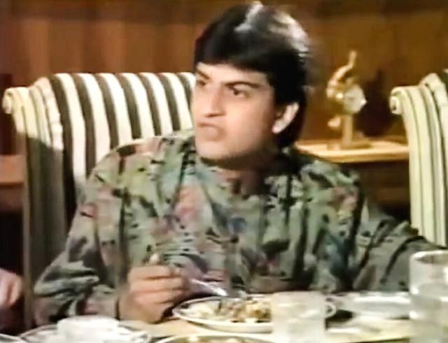 Qadwani in a popular drama