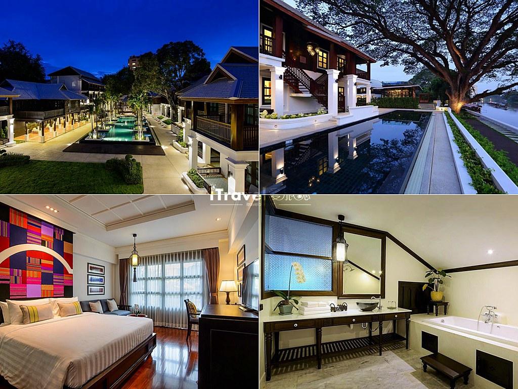 《清迈订房笔记》2016年11间全新开业星级酒店.饭店与旅馆,2017年清迈自由行新选择。