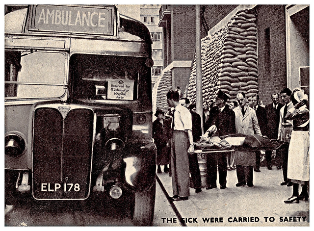 Ambulance Bus 1941.
