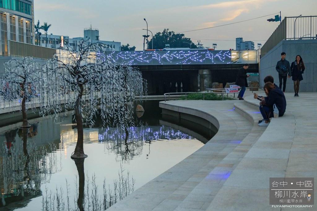 台中柳川水岸12