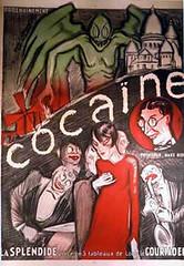 cocaine - a theatre poster ?