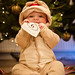 My Christmas reindeer is 6 months old today by Simon Wiffen