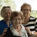 Mummu ja tytöt