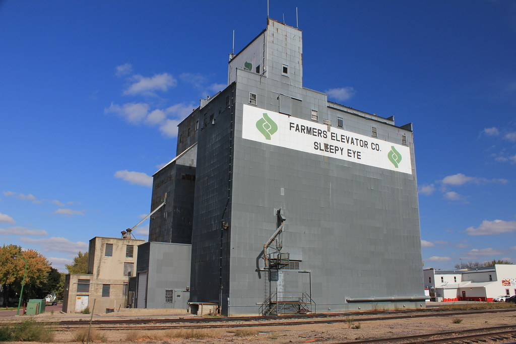 Farmers Elevator Co. - Sleepy Eye, MN