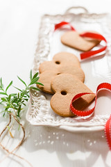 Ginger Ornaments Cookies
