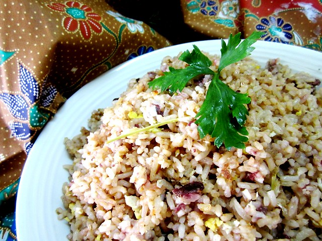 Dabai fried rice 2