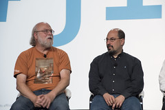 James Gosling and Brian Goetz, Community Panel, JavaOne Technical Keynote Replay, JavaOne 2014 San Francisco