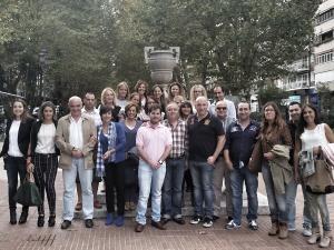 Más de 25 profesionales inmobiliarios de MLS Cantabria se reunieron ayer en Santander para obtener su certificado AEV