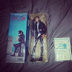 Medicom Jigen from Lupin! #vintage #ToyFinds #ToyHunting #toyhustle #ragingnerdgasm #TomKhayos #DaisukeJigen #Lupin #LupinThe3rd #japanese #import #medicom