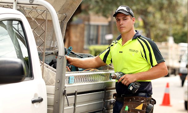 Tradespeople are in high demand in Perth