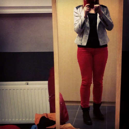 Going out. #selfie #outfit
