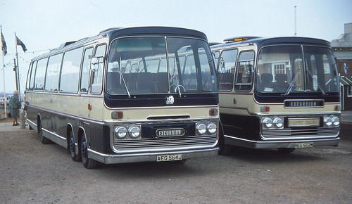 Hunstanton Coach Park 1978 (part 1)