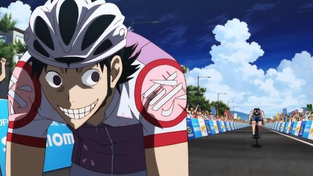 Yowamushi Pedal ep 35 - image 15
