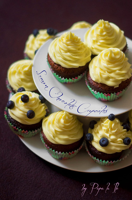 Lemon Chocolate Cupcakes (1)