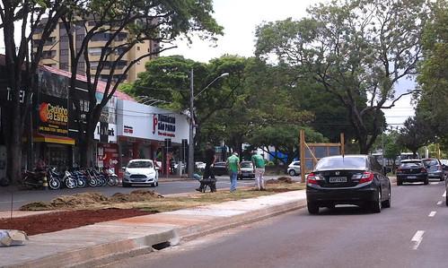 Avenida Brasil ciclovia