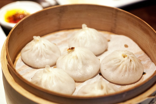 spicy soup dumplings @ bao