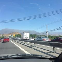 Status: Ruta 68 camino a Quilpué