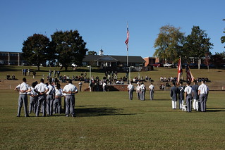From The Parade Field / P2013-1025D054