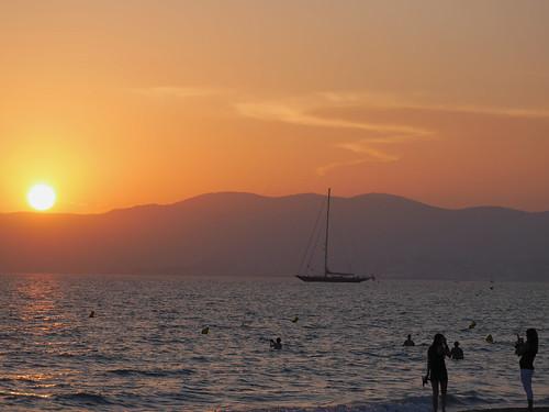 Mallorca sunset (explored)