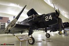 NX4277N 126860 RM-24 - 7850 - Douglas AD-4W Skyraider - Tillamook Air Museum - Tillamook, Oregon - 131025 - Steven Gray - IMG_8056