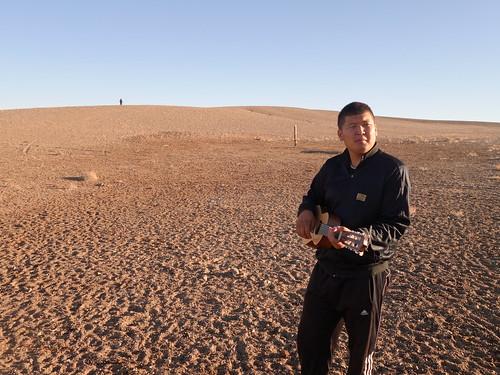 guide désert de gobi