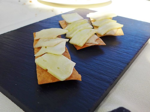 Asador Etxebarri crackers
