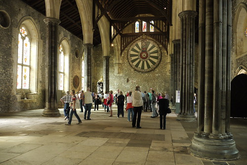 The Great Hall & The Round Table