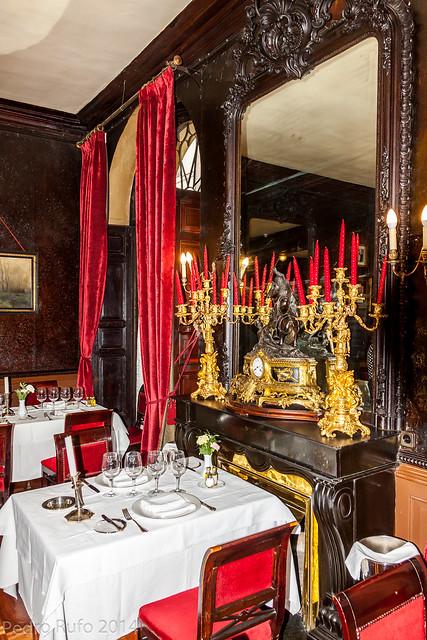 Restaurantes Centenarios de Madrid- Lhardy 3