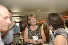 Medical School Reunion Weekend Dinner 2014, Classes of 1989, 1994, 1999, 2004, and 2009, Boonshoft School of Medicine, Dayton, Ohio
