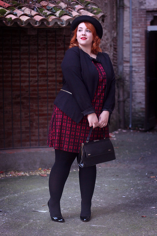 big or not to big tartan chic 10