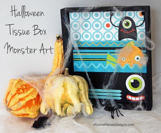 Tissue Box Art 2