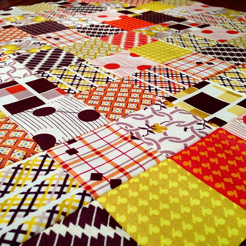 Hadley patchwork