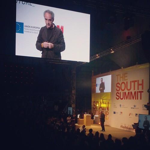 Ferran Adrià, procesos que participan en la creación.