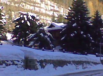 Neve in VAlle d'Aosta, foto di Wilma Zanelli