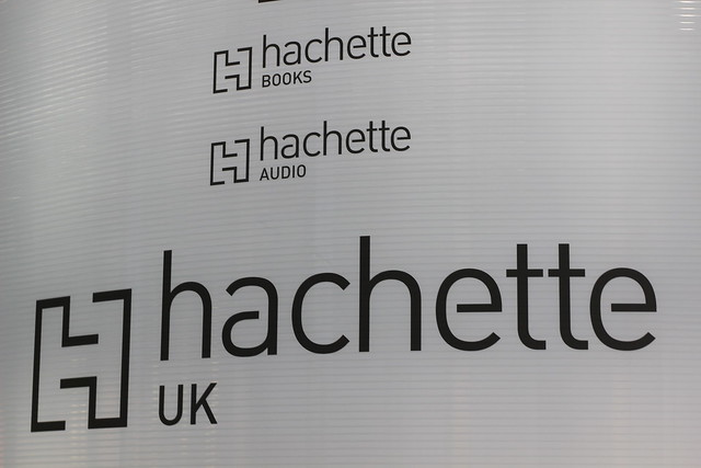 Hachette UK - Frankfurt Buchmesse 2014